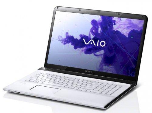 """Sony VAIO SVE1713G1EW 17,3"""" Intel Core i3  Ivy Bridge 2x2.5GHz, 4GB RAM, 500GB HDD, Windows 8 für 499€ +1 Jahr extra Garantie bei notebooksbilliger.de versandkostenfrei"""