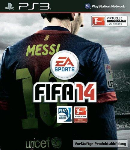 [PS3] FIFA 14 + PS3 Slim Standfuß für 50,23€ inkl. Vsk.! (bei Voelkner)