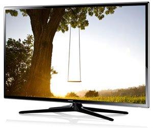 Samsung UE60F6170 152 cm (60 Zoll) 3D-LED-Backlight-Fernseher, EEK A+ (Full HD, 200Hz CMR, DVB-T/C/S2, CI+) schwarz @Amazon.de