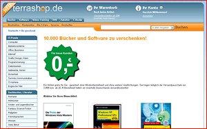 Programmierung, CDs ,Bücher, usw. für nur 1 Cent !! [ terrashop.de ]