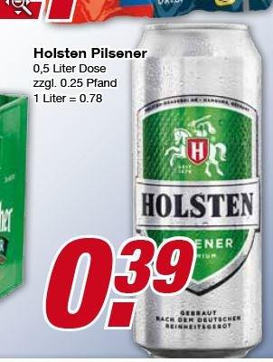 [lokal Hamburg] Edeka Holsten 0,5l Dose