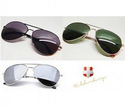 Bilderberg  Aviator Sonnenbrille (3er Set) für 11,25€ @Soforteinlösen.de