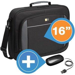 """16"""" Case Logic BWMC-116 Laptop-Tasche mit Maus für 9,95€ + 5,95€ Versand @iBOOD"""