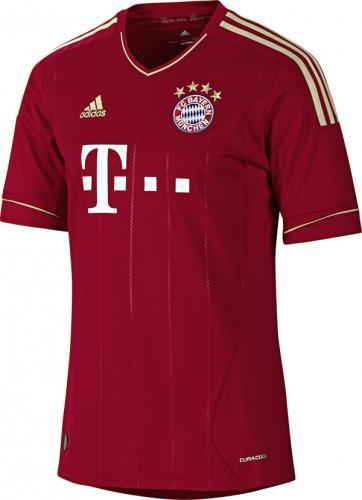 10€ Rabatt auf das neue FC Bayern Trikot