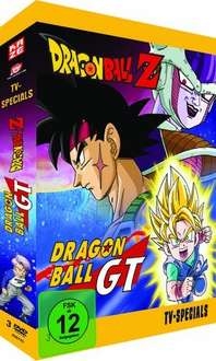 Dragonball Z + GT - Specials-Box für 32€ @Amazon