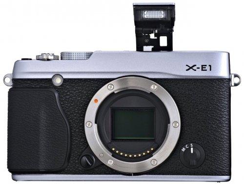 Fujifilm X-E1 Body Silber für 695€ @Amazon.co.uk