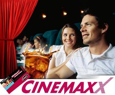 Der Mega Kino-Deal im CinemaxX - Ticket und 0,5 Liter Softdrink für unschlagbare 7,50 Euro statt 14 Euro