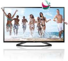 LG 47LA6408 47 Zoll Cinema 3D LED-Backlight [@ Amazon] + LG BP420 3D-Blu-Ray-Player  + Der Hobbit (3D BD)