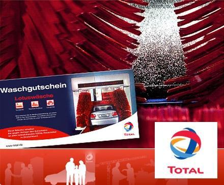 """wieder da: DailyDeal Total Autowäsche """"Unsere Beste"""""""