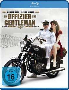 [Amazon] Ein Offizier und Gentleman BluRay