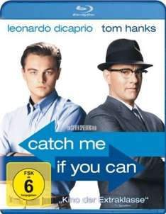 [Amazon] Catch Me If You Can [Blu-ray] - Bestpreis