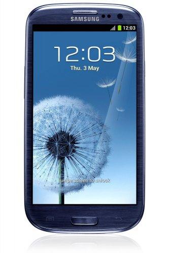 Galaxy S III LTE blau 16 GB @zackzack für 384,85 €