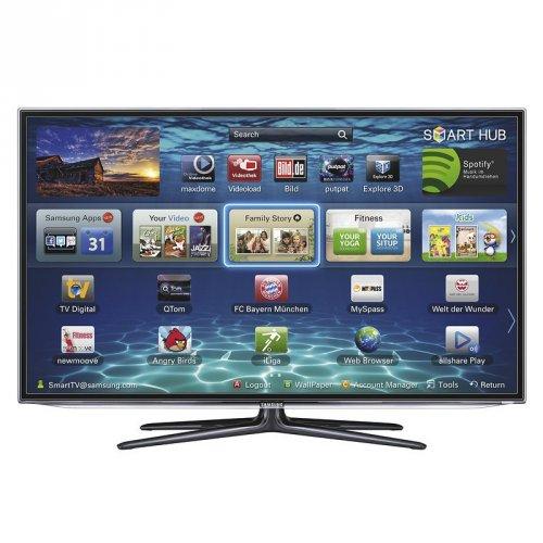 """Samsung 50"""" TV UE50ES6100 3D, Webbrowser, Connect Share Movie, PVR, TimeShift, Skype, Bild-in-Bild, Anynet+, ... 738,90€ inkl. VSK"""
