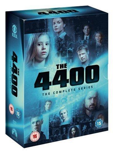 [Amazon.co.uk] [DVD] 4400 Die Rückkehrer -  Komplette Serien Box - Staffel 1 bis 4