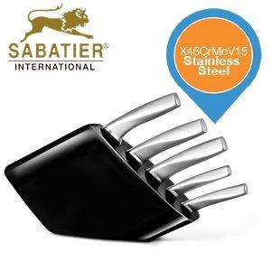 Lion Sabatier International Sevilla Messerblock + 5 Messer für 49,95€ + 5,95€ Versand @iBOOD