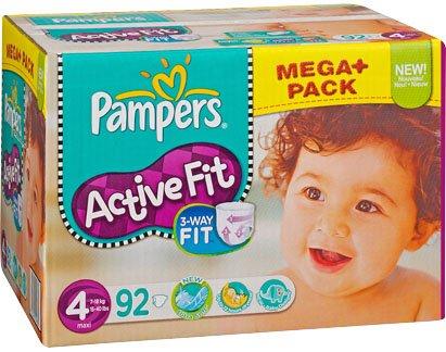 [Kaufland] Pampers MEGA Pack. Diverse Sorten für 21 Euro.