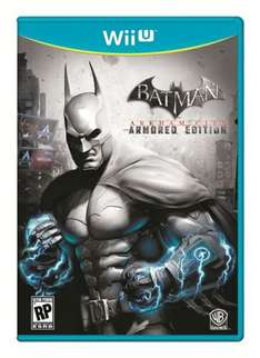 Batman: Arkham City - Armoured Edition Wii U Amazon.de