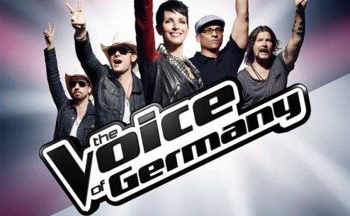 """""""The Voice of Germany"""" bis zu 4 Karten kostenlos"""