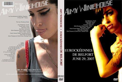 Amy Winehouse + Xavier Naidoo Konzertmitschnitt Video jeweils 60min.auf Arte Live Web