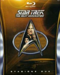 Star Trek - The Next Generation Staffel 2 auf Blu-ray @ amazon.it
