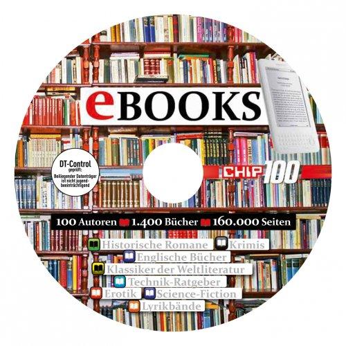 1400 E-Books für 3€ @Chip Kiosk