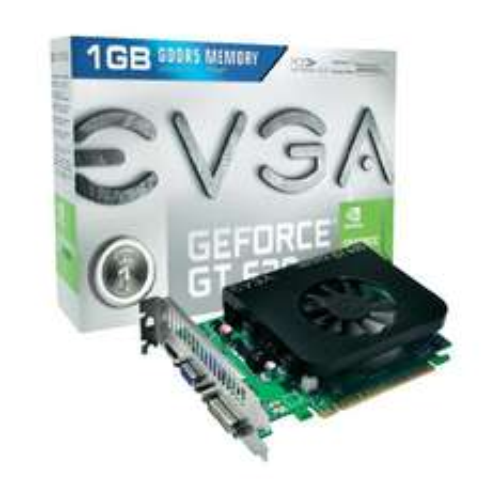 [CONRAD] EVGA GeForce NVIDIA GeForce GT 630, 1024MB für 34-39€