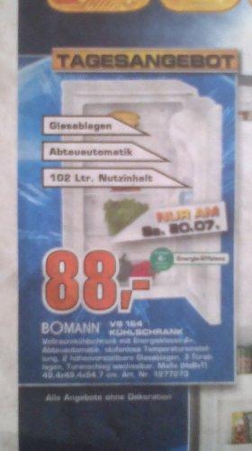Kühlschrank, Bomann VS164, Lokal 74172 Neckarsulm Saturn