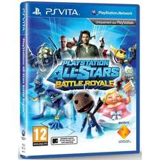 Playstation All-Stars Battle Royale (Vita) für 10€ bzw 11,99€ bei Saturn.de