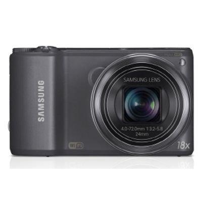 SAMSUNG WB250F Grau Digitalkamera (14.3 MP, 18x Zoom, WLan) 129,00€ @ redcoon.de