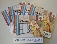 Hartz-IV-Ratgeber : mit Comics illustrierter Ratgeber vom  Jobcenter Pinneberg