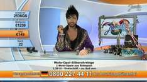 Sommerschluss-Verkauf bei Juwelo TV