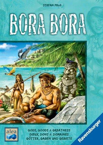Ravensburger - Bora Bora Strategiespiel für 26,90€ (Neukunden 23,90€) Idealo: 35,57€