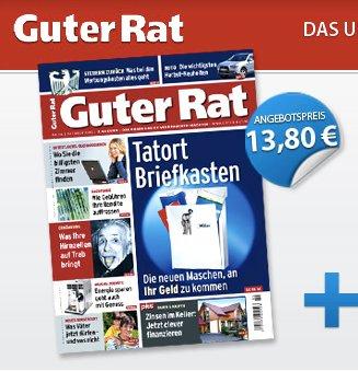 7x Guter Rat für -1,20€