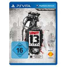 UNIT 13[PS Vita] für 15€ @Real Filiale