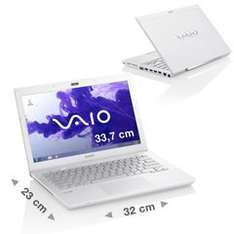 Sony Outlet: Sony Vaio SV-S13 refurbished, Qipu möglich