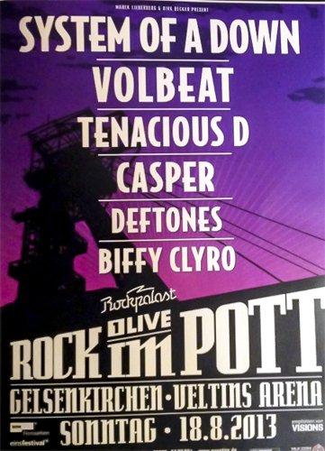 Rock im Pott 2 Tickets zum Preis von einem