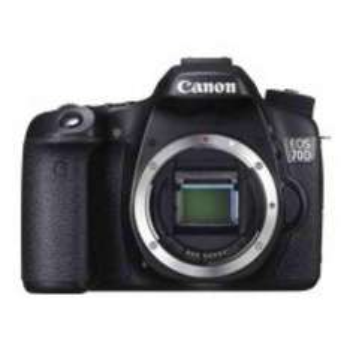 [Pre-Order] Canon EOS 70D bei Jacob-Elektronik 100€ unter Startpreis! 4% qipu möglich = 959€