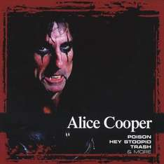 Alice Cooper - Collections für 1,97 € @ Play.com