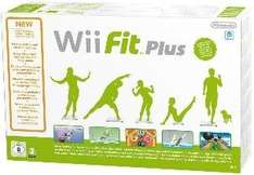 Nintendo Wii Fit Plus mit Wii Fit Balance Board für 59,99€ @ DC
