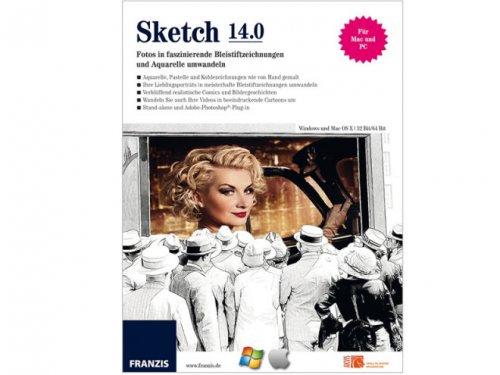 Sketch 14.0 - Fotobeartung - 20€ günstiger bis 31.08.2013 (PC Welt)