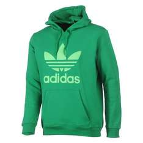 Adidas Originals Hoodie Rot oder Grün für 26,95€ inkl. Versand bei Zalando
