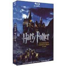 [Blu-ray]Harry Potter Komplettbox (Italia) (1-8 Disc) mit dt. Ton @Amazon.es