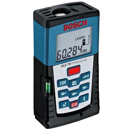 """Bosch Laser-Entfernungsmesser DLE 70 """"Professional"""" für 84,85€ @ ZackZack"""