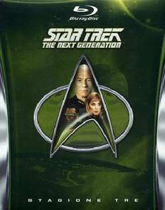 Star Trek - The Next Generation SEASON 3 Blu-ray