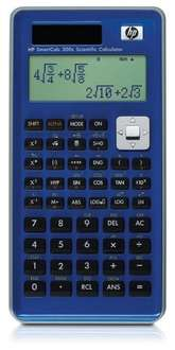 Preiswerter Taschenrechner (nicht grafikfähig und nicht programmierbar) 6,40 € incl. Versand