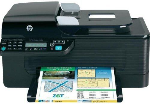 HP Officejet 4500 All in One Gerät  (mit 20€ Conrad-Gutschein nur 60,95 €)