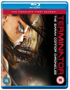Terminator: The Sarah Connor Chronicles - Season 1 Blu-ray ~ 10€ Zavvi