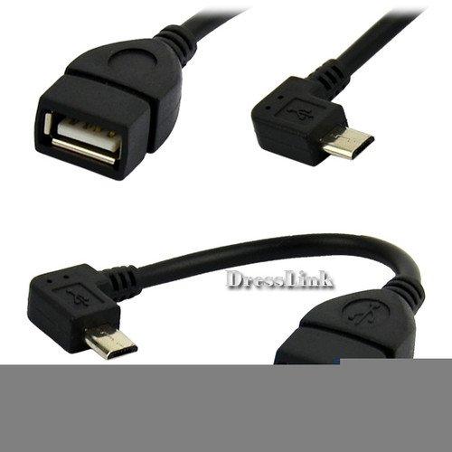[CN] 2x USB OTG Kabel für Smartphones (Stückpreis 54 Cent)