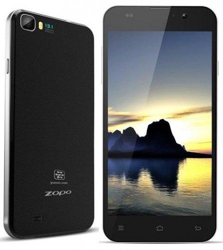 ZOPO C2 Smartphone - schwarz - Dual SIM - Quad Core 1.5 GHz - 2 GB RAM - 32 GB ROM - 5 Zoll - 13 MP - 315,90 Euro @Zopo.de