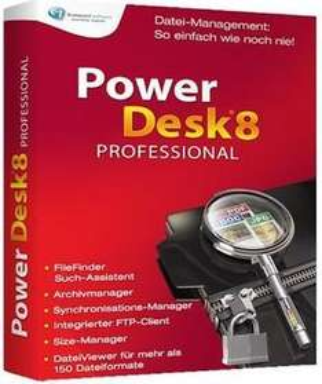 PowerDesk® 8 Professional Kostenlos